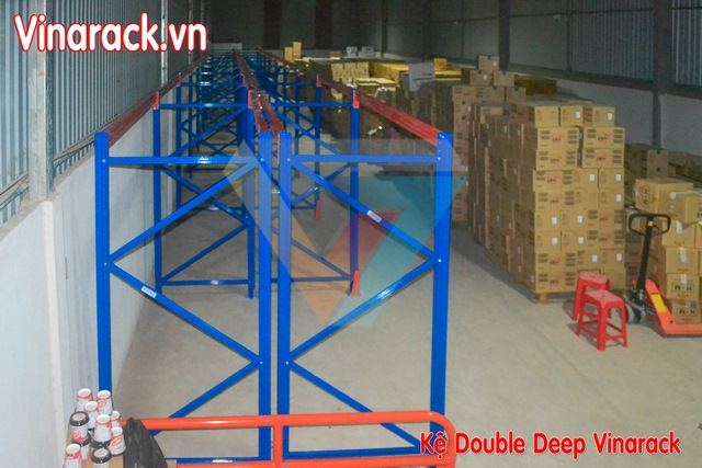 ke pallet double deep